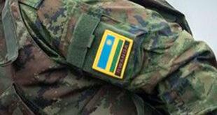 Rwanda army uniform